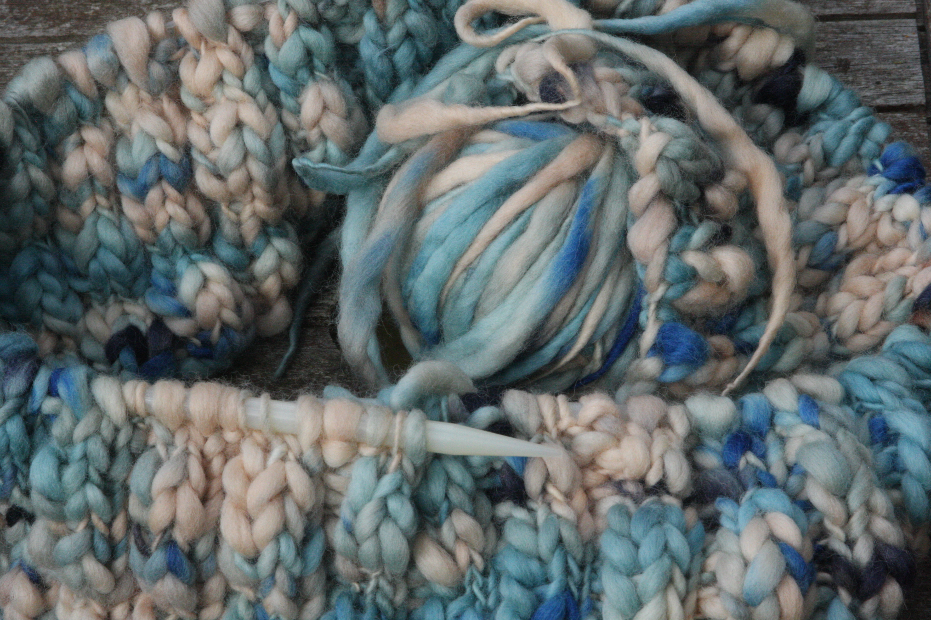 Stealth knitting | Knitigating Circumstances
